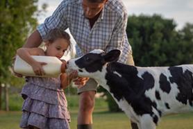 Poudre de lait BIO